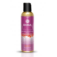 Массажное масло DONA Scented Massage Oil Sassy Aroma: Tropical Tease