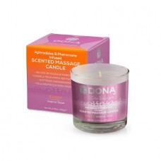 Массажная свеча DONA Scented Massage Candle Sassy Aroma: Tropical Tease